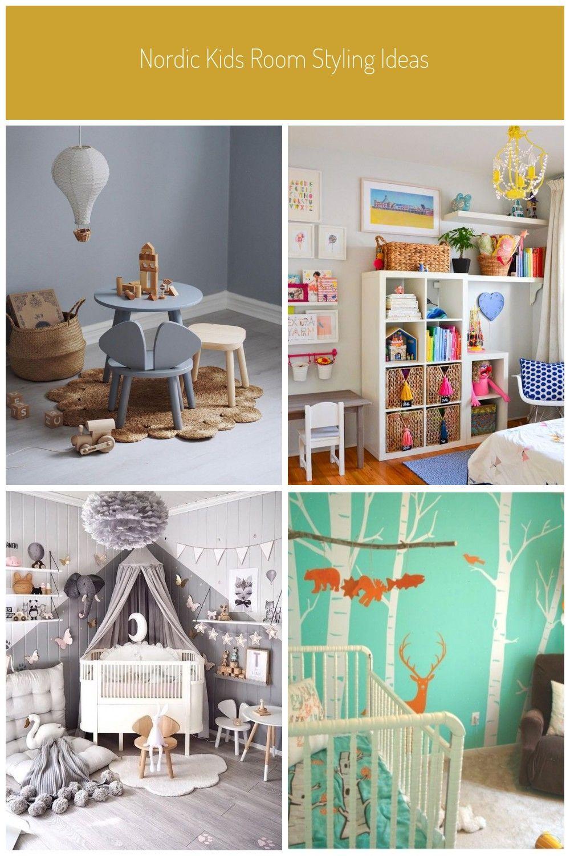 NORDIC KIDS ROOM STYLING IDEAS Kids Interiors kinder