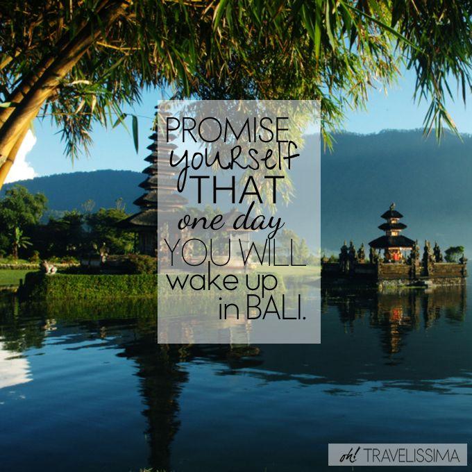 Postcard Quotes Travel: Bali Travel - Travel, Bali Quotes En Travel Quotes