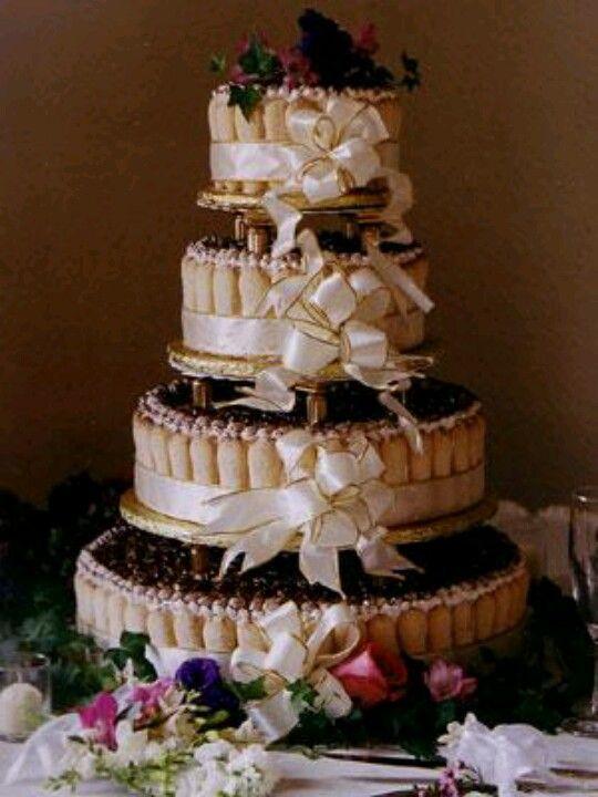 Tiramisu Wedding Cake Is Only My Favorite Cake Ever