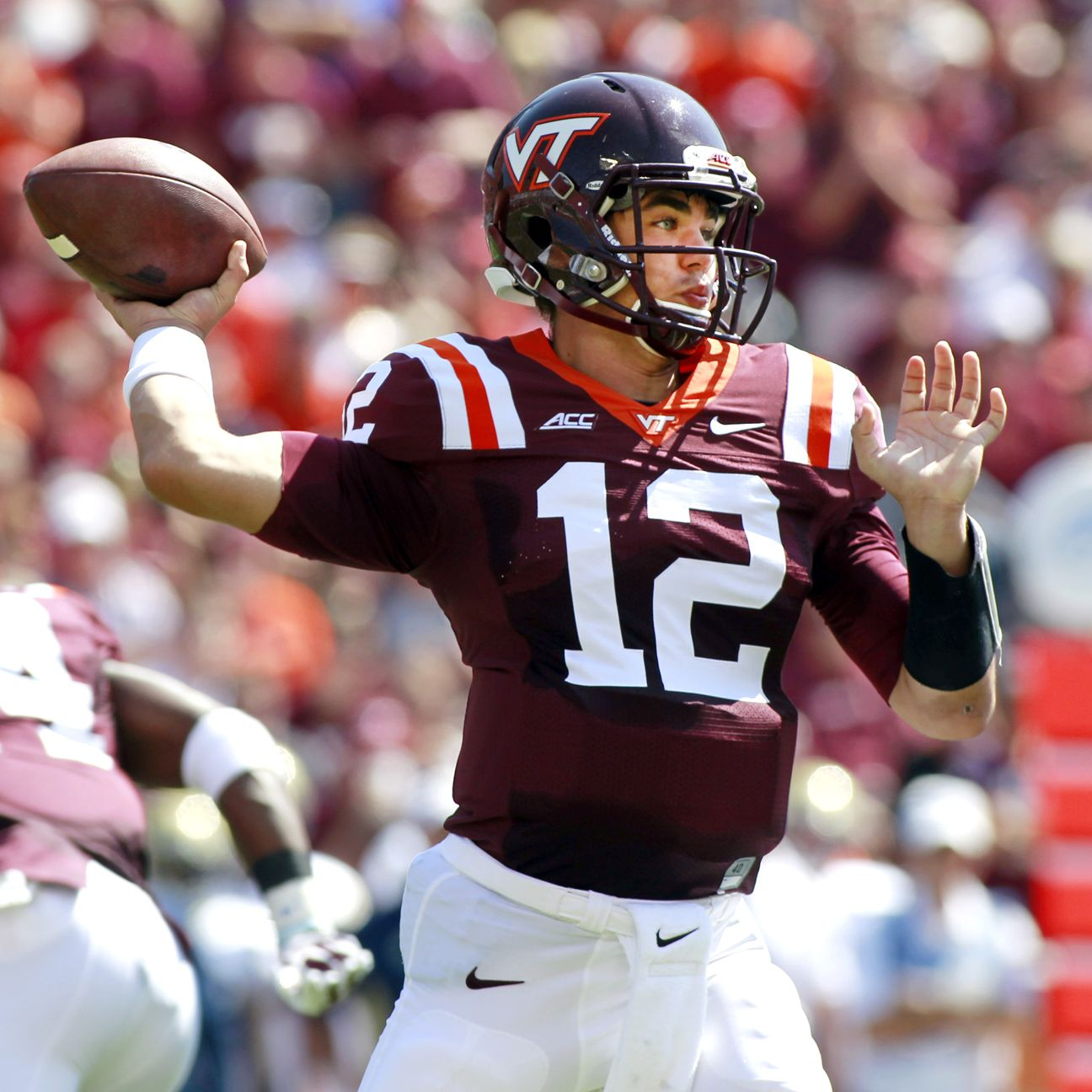 Virginia Tech QB Brewer cleared to practice Mississippi