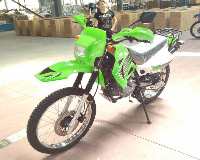 Dirt Bike 200cc Single Cylinder 4 Stroke - Air Cooling