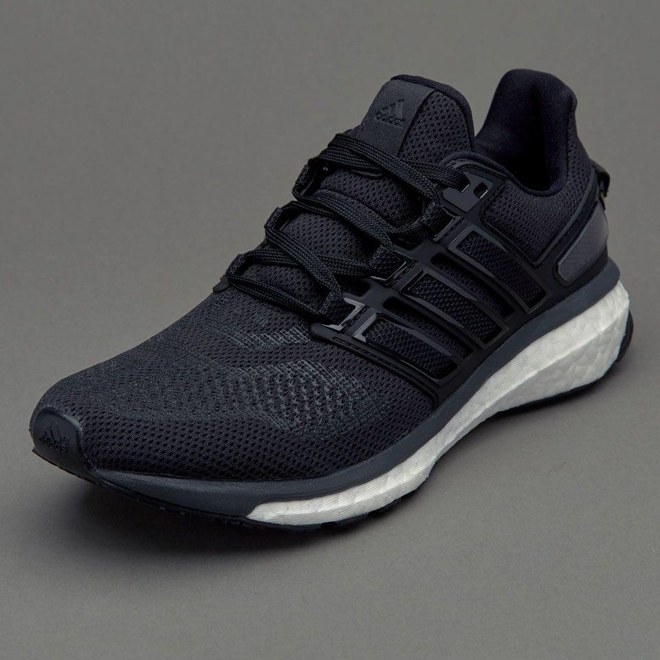 Adidas Womens Energy Boost 3 Core Black Dark Grey Dgh Solid Grey Adidas Women Adidas Dark Black