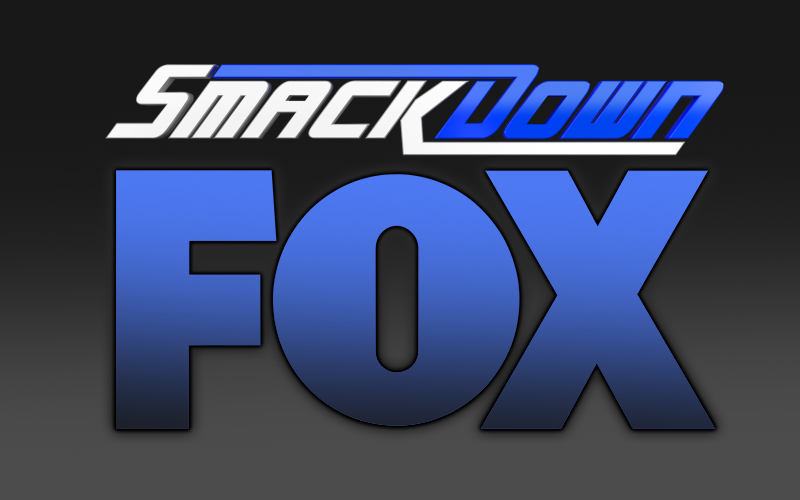 Wwe Turned Down A Bigger Deal For Smackdown Live To Go With Fox Wwe Wrestling News Fox