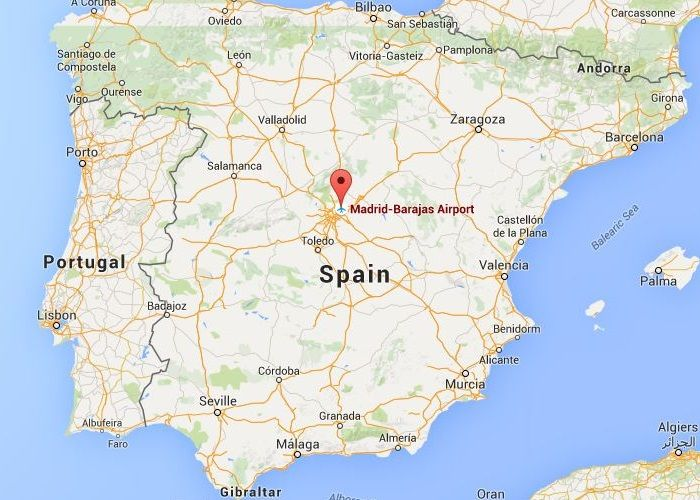 List of Synonyms and Antonyms of the Word location madrid spain