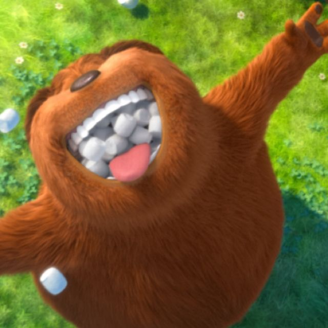A Scene From The Lorax I React This Way When I Eat Marshmallows Too Lol The Lorax Disney And Dreamworks In This Moment