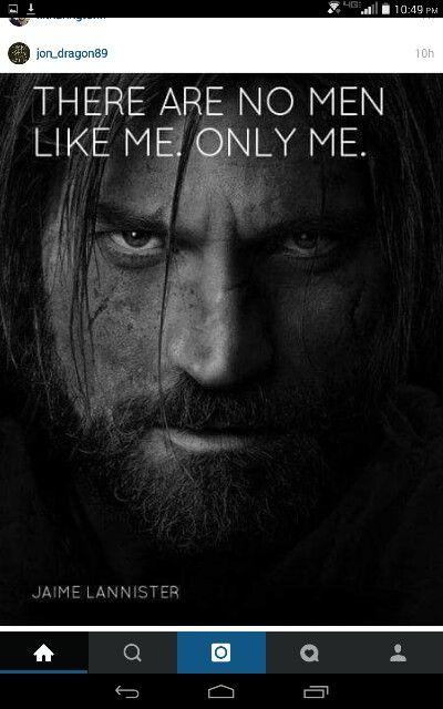 Go Jaime!