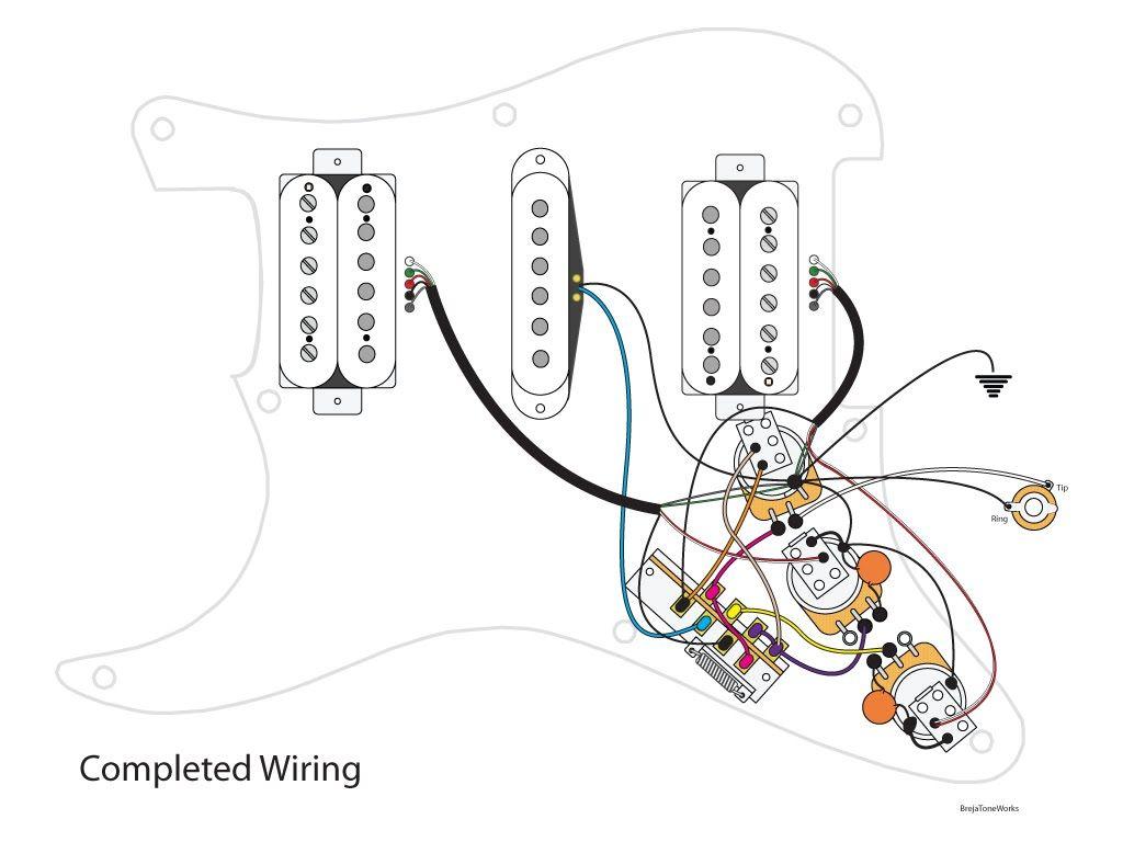 medium resolution of fender stratocaster hsh wiring diagram schematic wiring diagrams fender blacktop stratocaster hh wiring fender hsh wiring