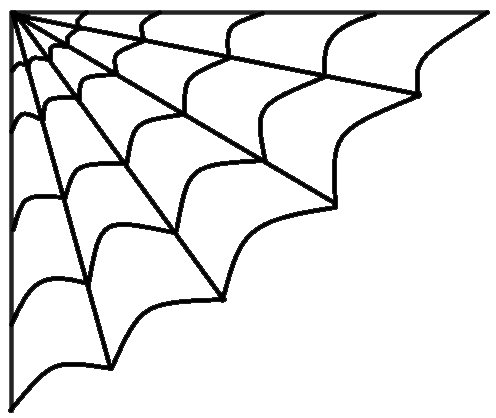 halloween spider web clipart black and white pictures happy rh pinterest com clipart spider web clipart spider web