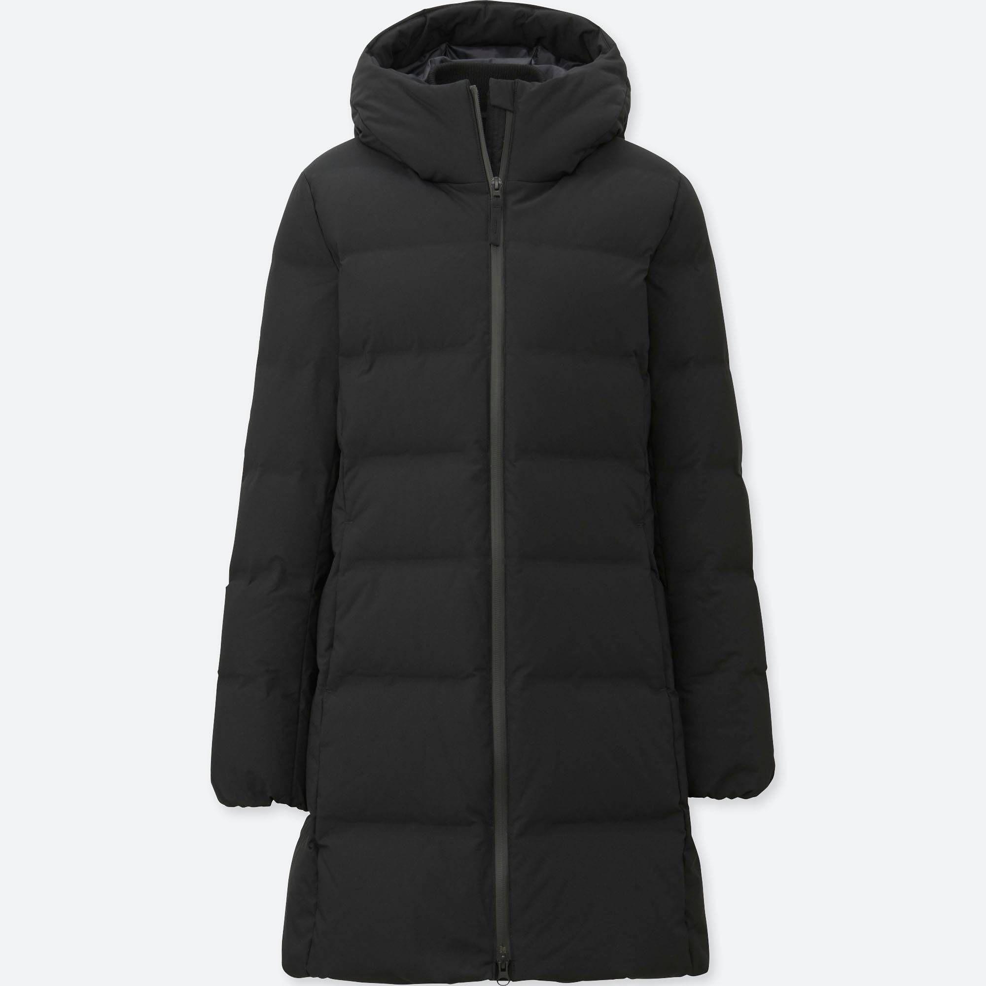 Women Seamless Down Coat Down Coat Uniqlo Uniqlo Women [ 2000 x 2000 Pixel ]