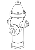Www Preschoolcoloringbook Com Fire Safety Coloring Page Fire Hydrant Craft Fire Safety Theme Coloring Pages