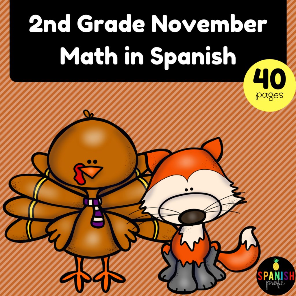 2nd Grade Segundo Archives