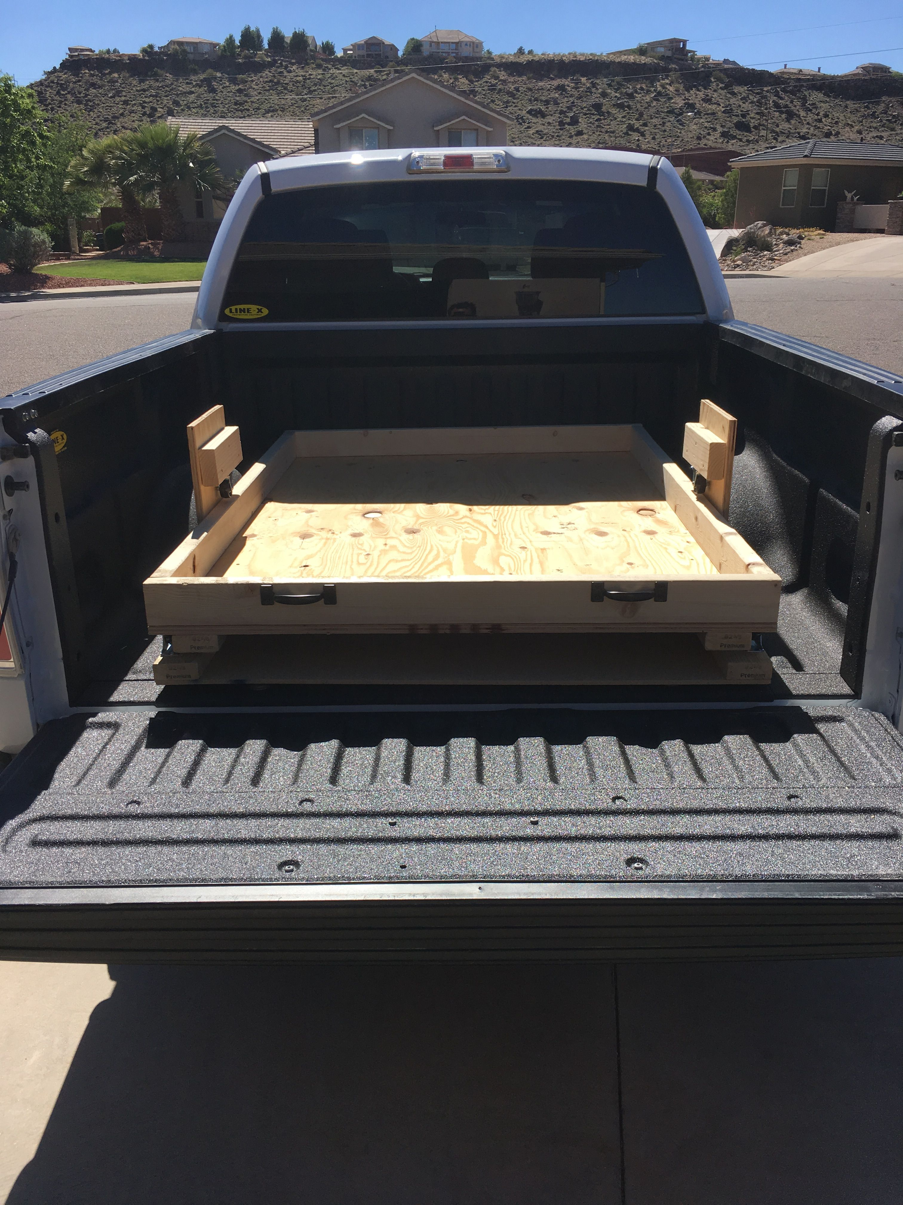 Pin by Steve Azevedo on Truck Bed Slider Truck bed