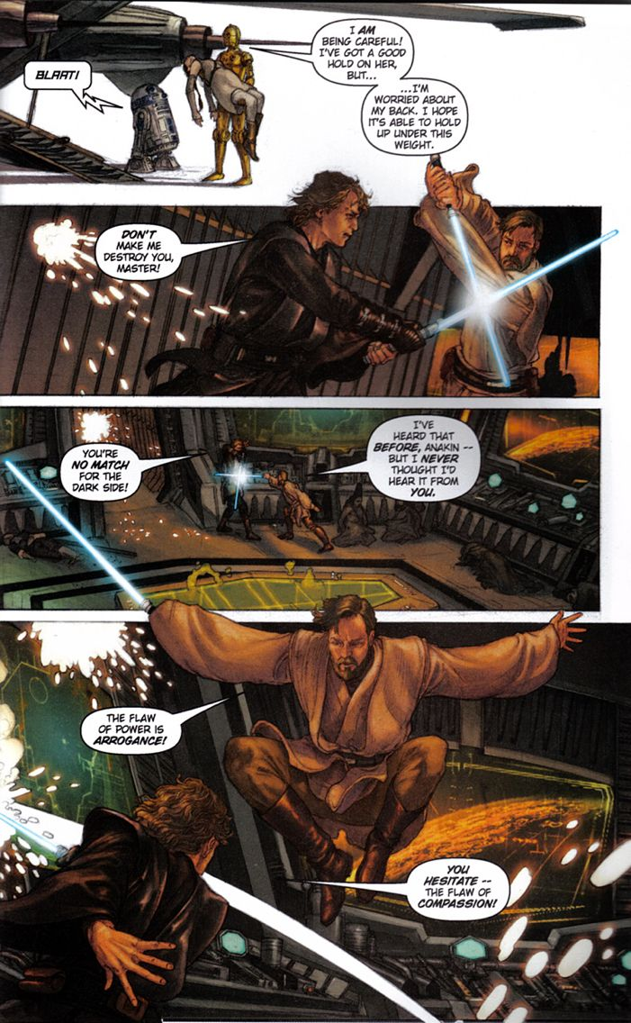 Star Wars Episode III Revenge of the Sith The Visual ñ PDF ...