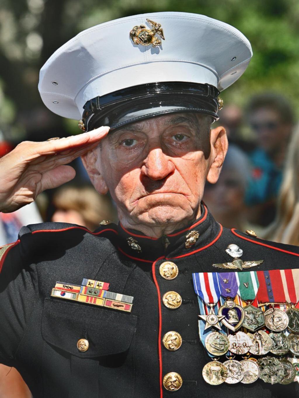 01veteranusa Usmc, American soldiers, Military