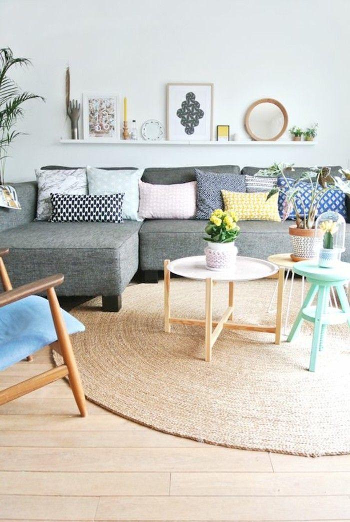Abbinare le diverse tonalità di colore per arredare e decorare un ...