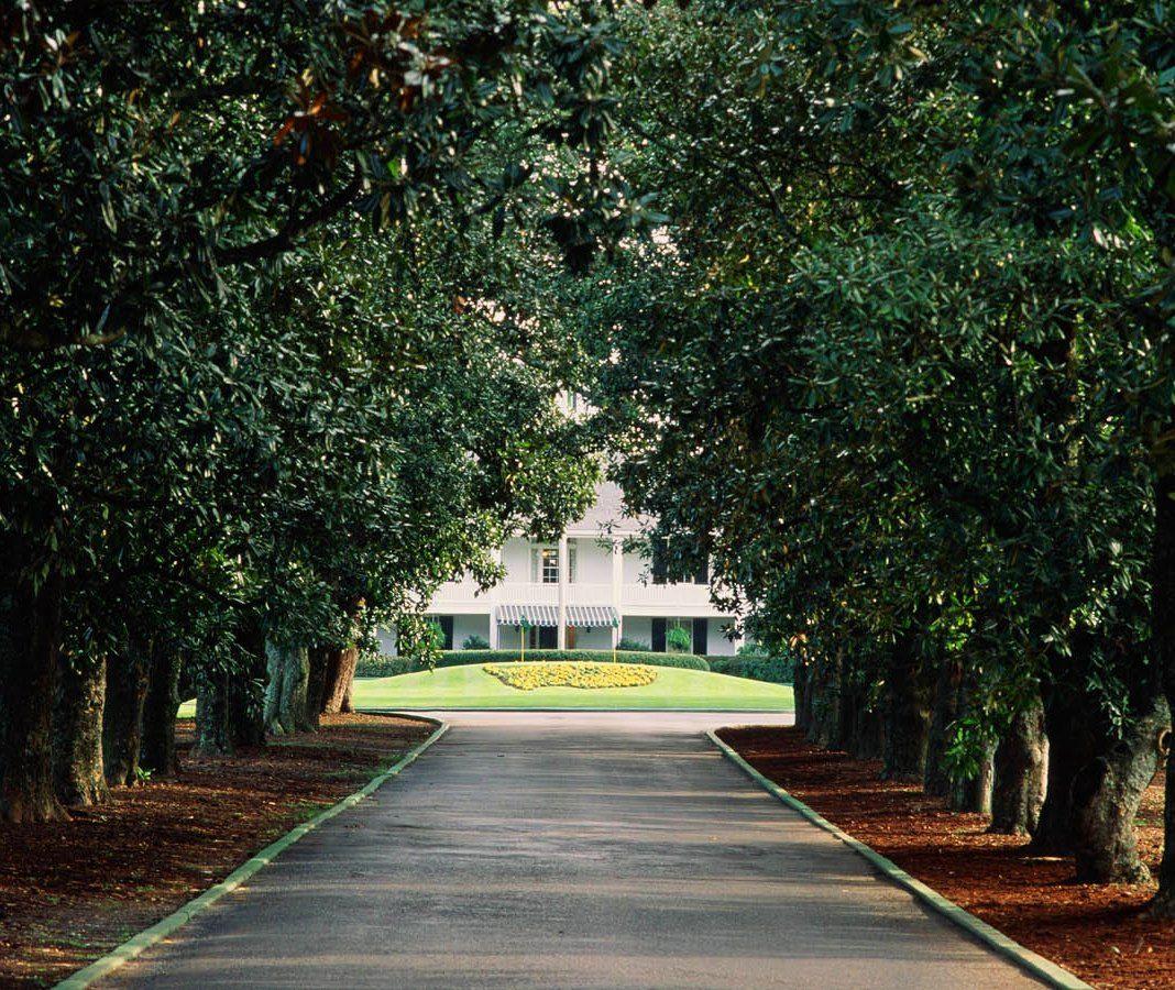 magnolia Augusta national, Golf digest, Augusta national