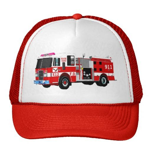 ef5030b5 FIRE TRUCK Rock T Shirts, Canadian Girls, Funny Hats, Gifts, Fire Trucks