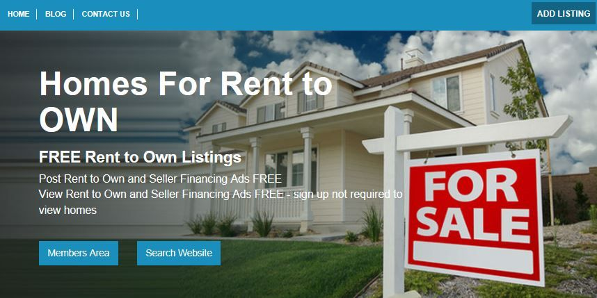 find homes rent to own rent to own homes classifieds how can i