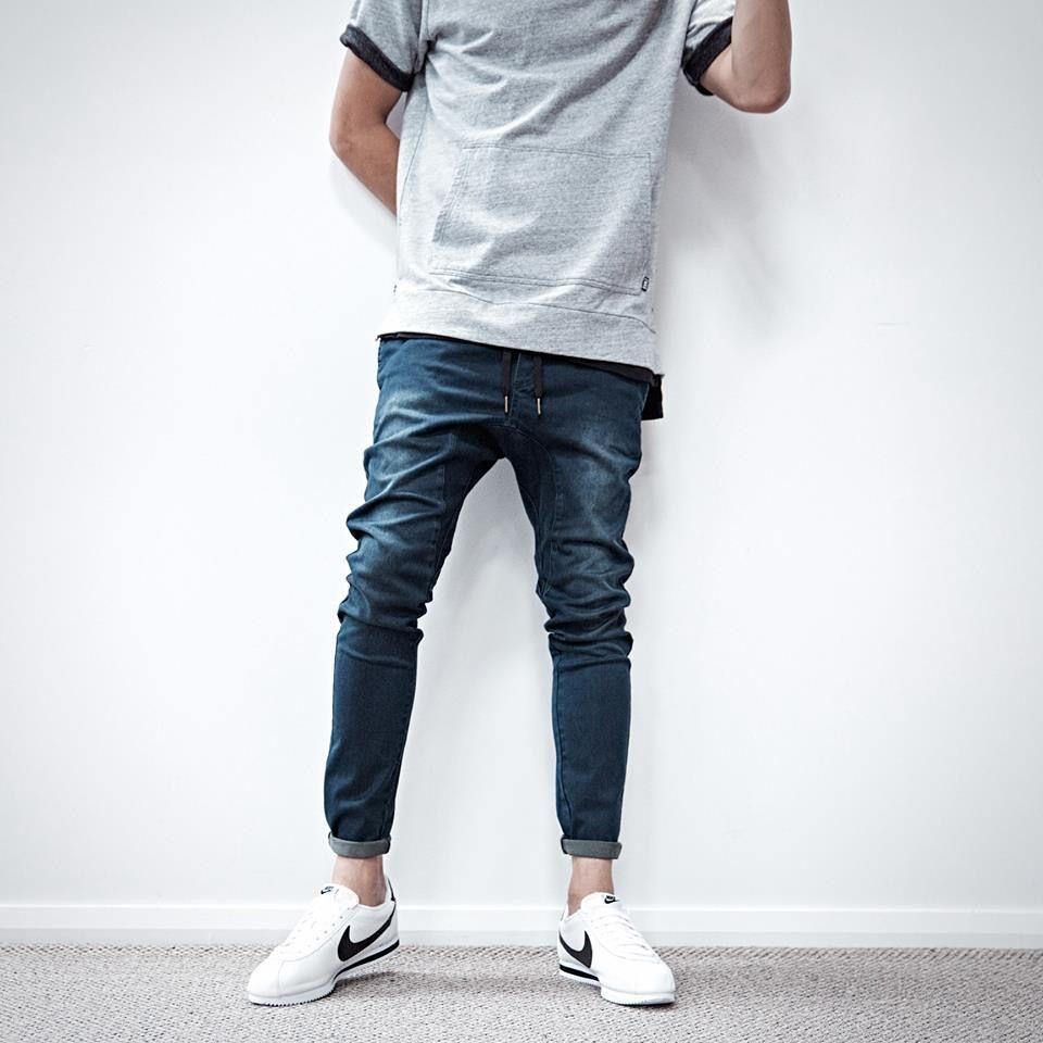 Nike Bandeaux Pour Hommes Jeans Blanc vente d'origine kk9Ju