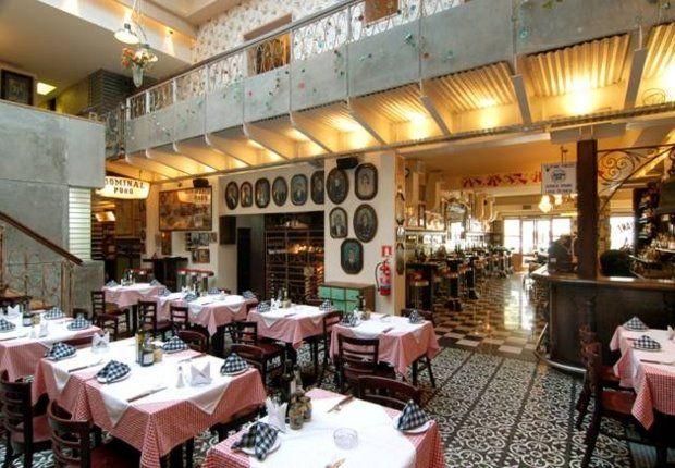 Bar Liguria Tile