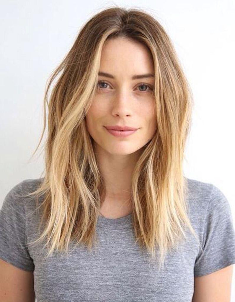 Le maquillage naturel effet bonne mine Cheveux, Cheveux
