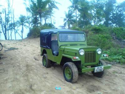 B275 Cj 500 D 4x4 Mahindra Jeep 4x4 Jeep
