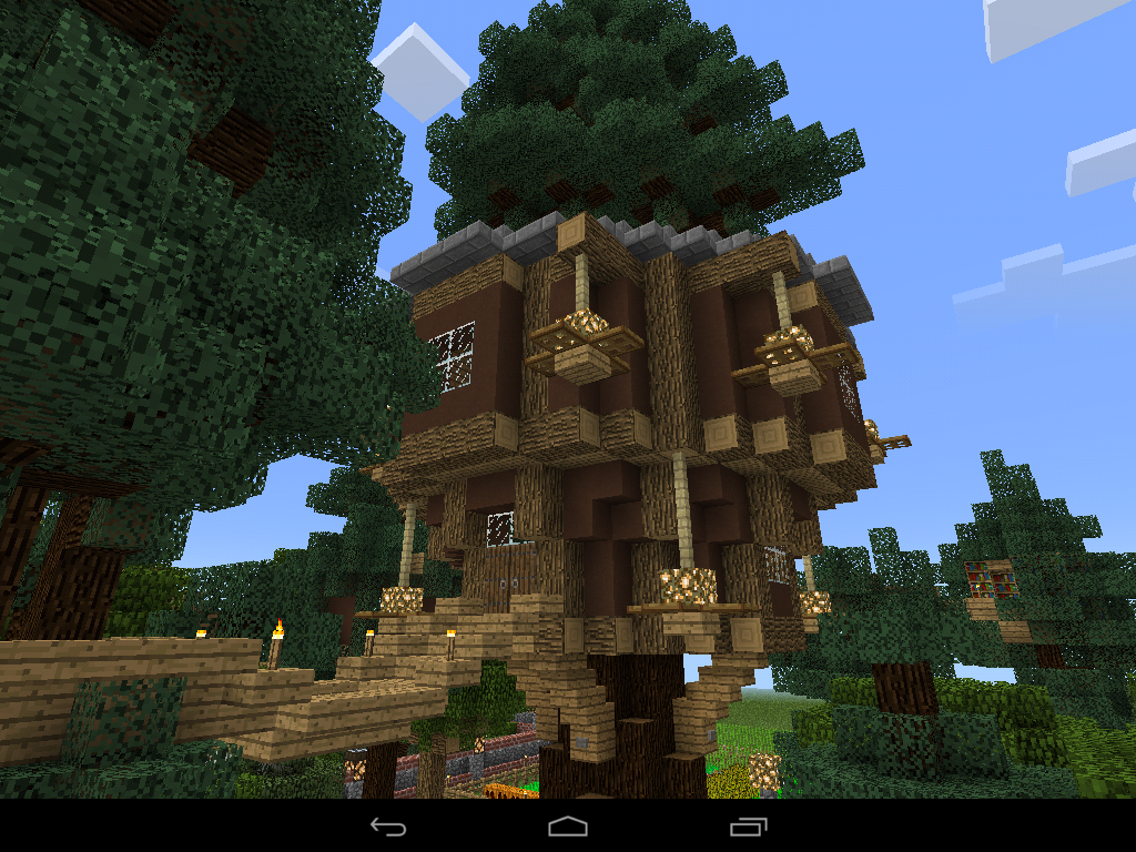 Casa En El árbol Treehouse Casa Del Arbol Y Construcciones