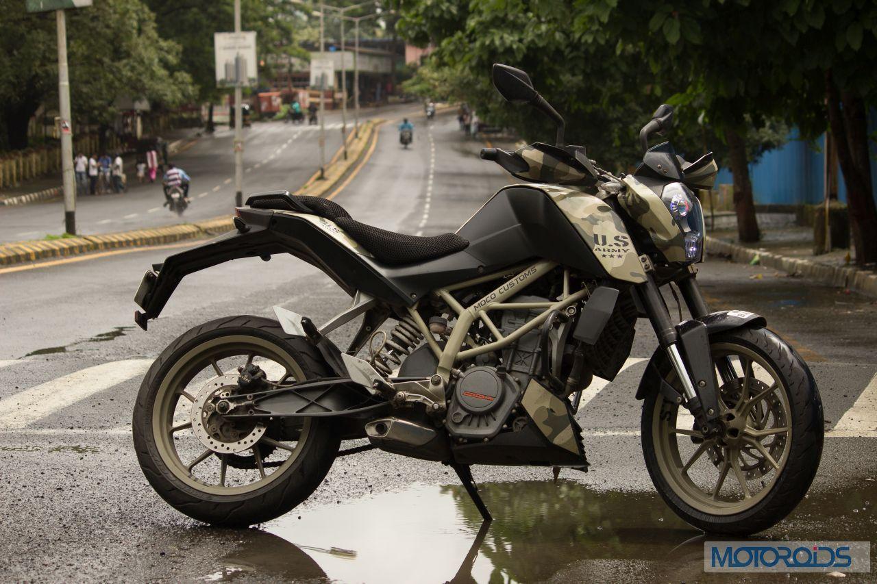 Supermoto ktm 690 stunt concept bikemotorcycletuned car tuning car - Cars