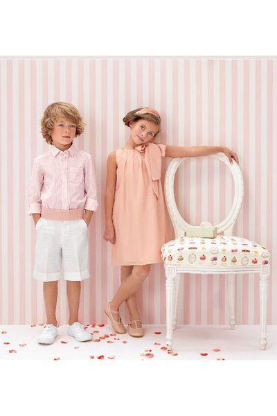 c6a46def36239 Tenue pour enfants d honneur  nos idées de robe et ensemble pour le cortège  - L Express Styles
