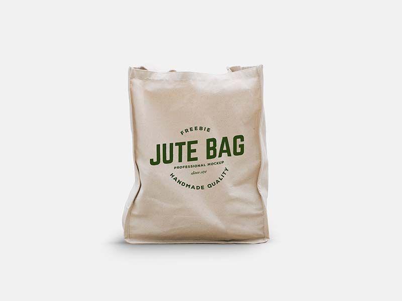 Download Jute Bage Mockup Psd Bag Mockup Jute Bags Design Mockup Free