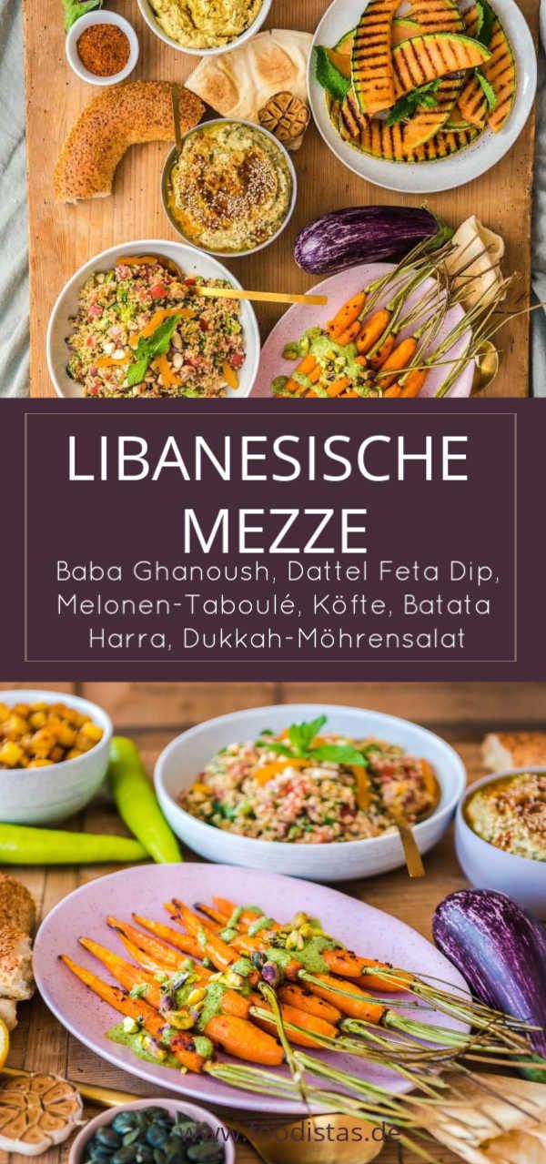 Photo of Libanesische Mezze