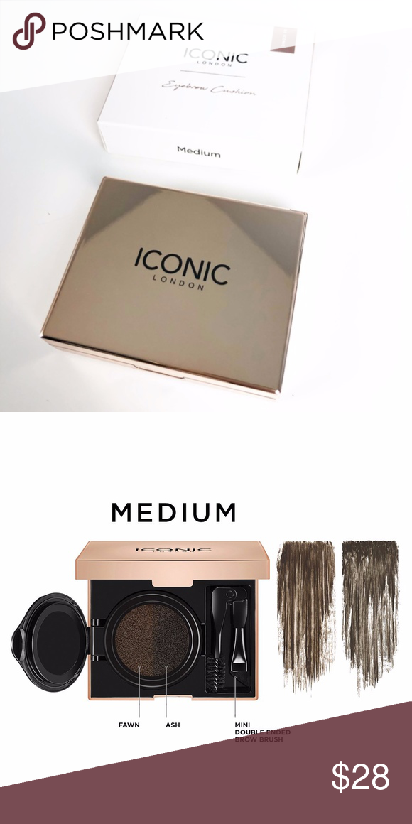 Iconic London Sculpt And Boost Eyebrow Cushion New Iconic London