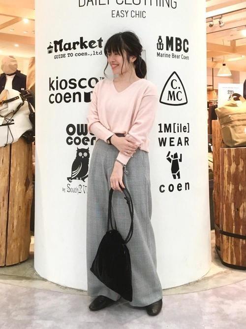 coen つるおか coen grand store越谷レイクタウン店 coenのドレスシューズを使ったコーディネート wear ドレス シューズ ファッション ファッションコーディネート