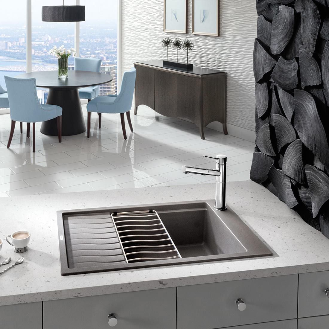 noconexpress blanco precis 30 kitchen sink