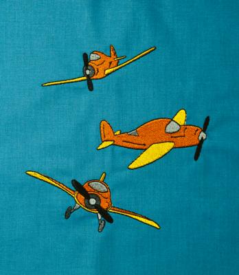 Flugzeug Stickdatei Flugzeug Stickmotiv Aero Planes Embroidery Files