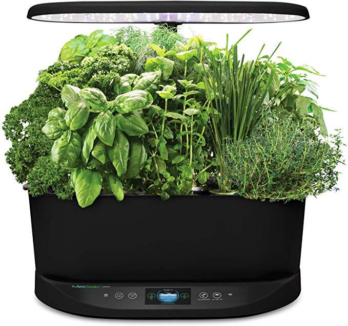 AeroGarden Bounty Indoor Hydroponic Herb