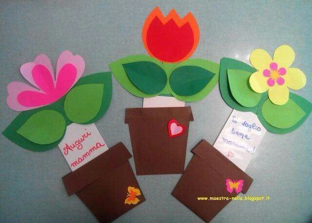 Cute Potted Plants For Bulletin Boards