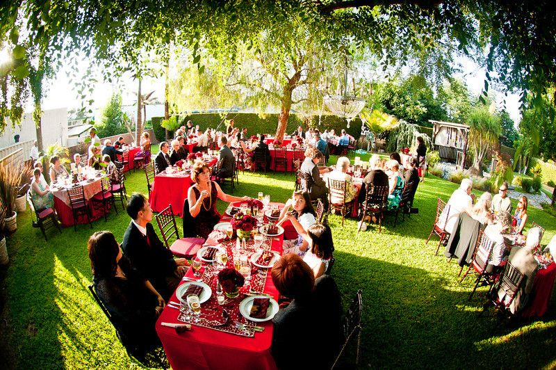 Outdoor Weddings Do Yourself Ideas steps for planning a