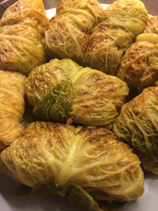 Photo of Grandma's cabbage rolls from äüöp | chef