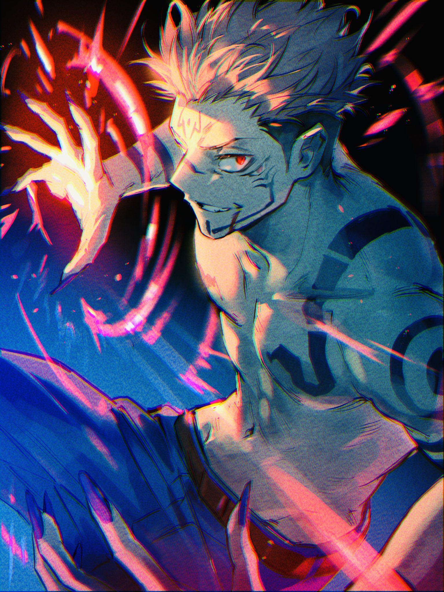 Bikku On Twitter Anime Jujutsu Anime Wallpaper