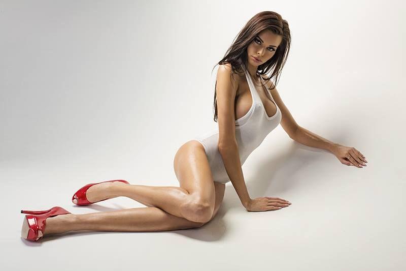 Long legged sexy girls