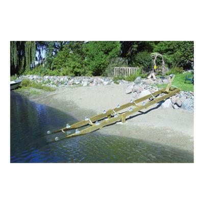 ShoreDocker Boat Ramp Kit For Smaller Boats and Watercraft ...