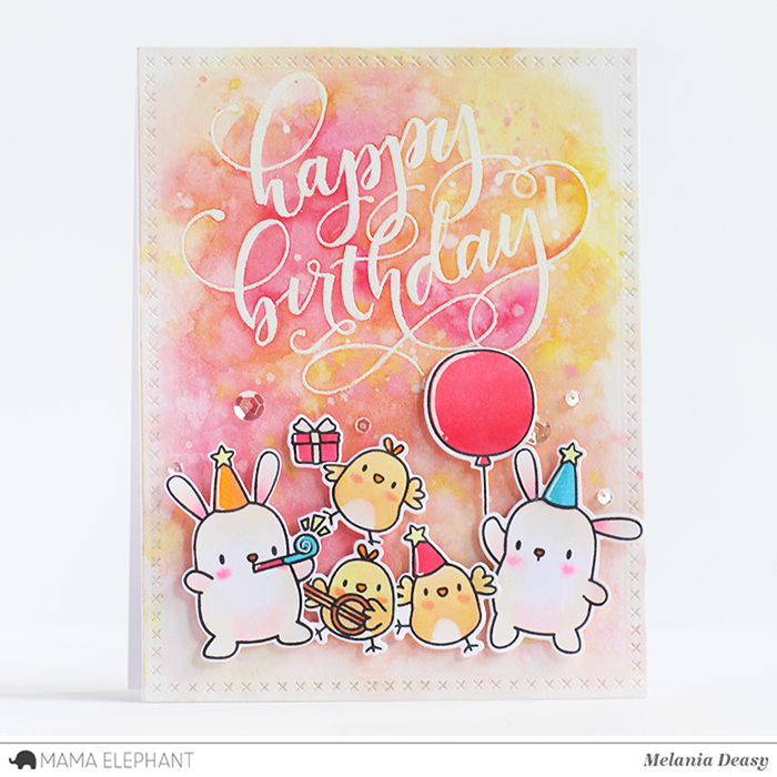 STAMP HIGHLIGHTS : PARTY ANIMALS