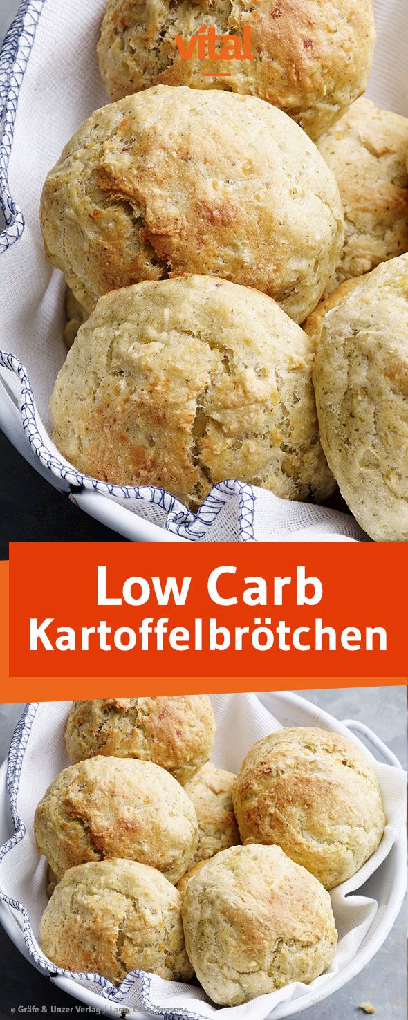 Photo of Low carb bread and rolls