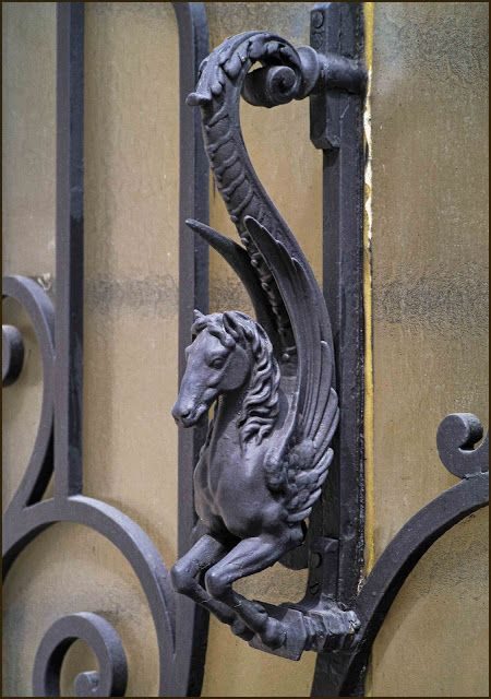 Les poignées de porte les plus originales de Paris France