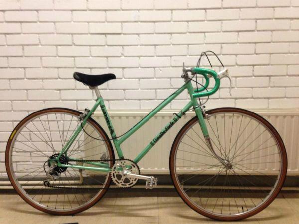 Vintage Road Bike Coventry Eagle Lightweight Reynolds 531 Frame