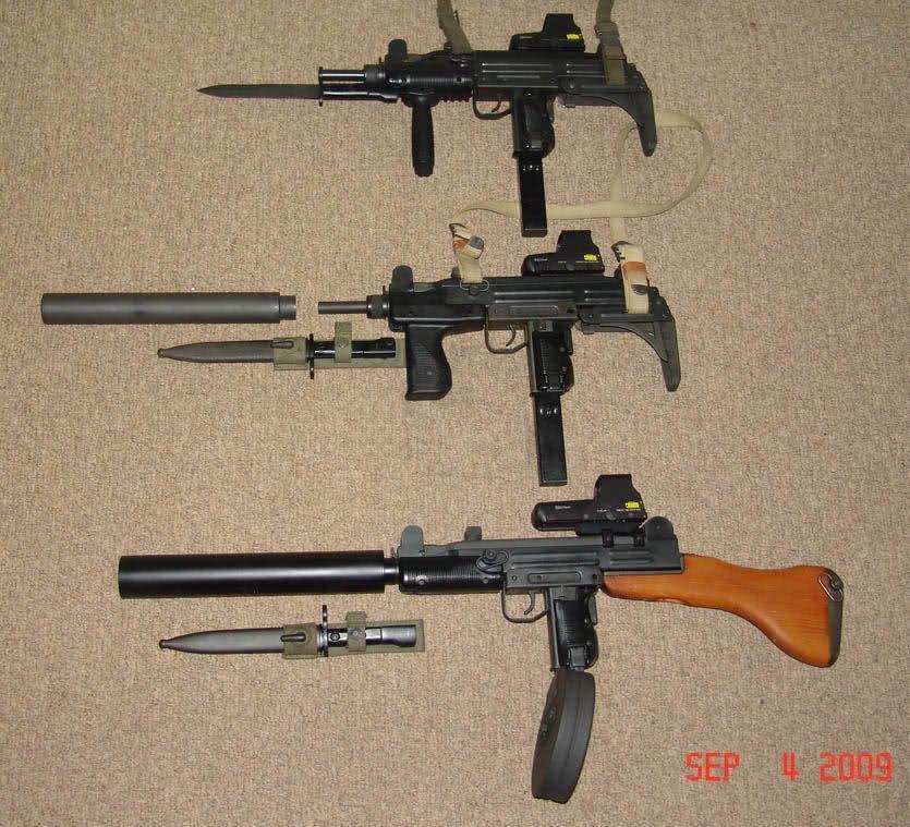 Image result for mini uzi silencer | War Of Fallen | Armas