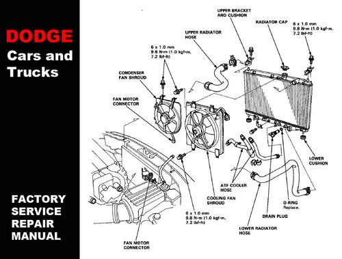 Diagram 2001 Dodge Grand Caravan Manual Before you call a ...