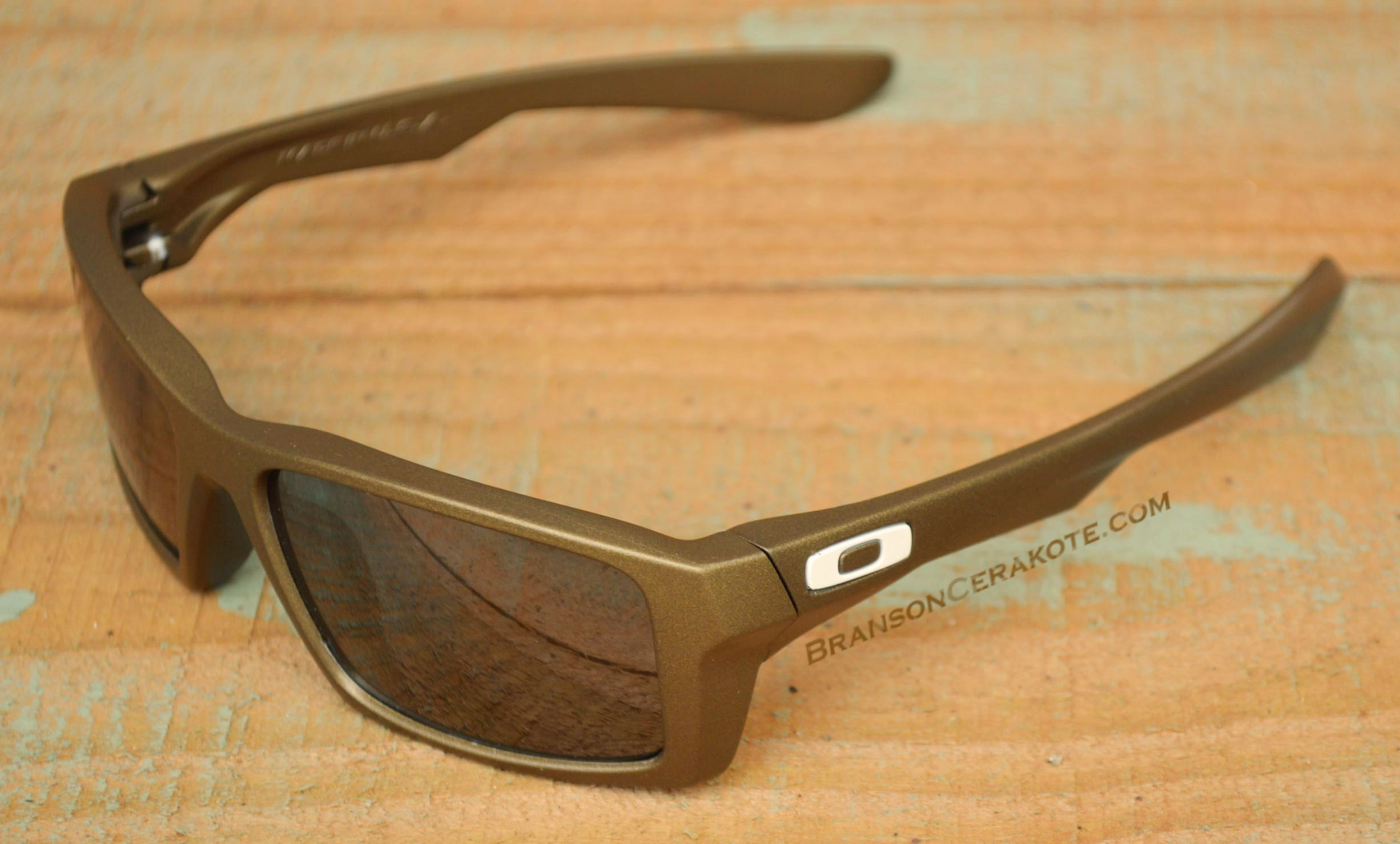 f28200bd4d Bronze Oakley Glasses bransoncerakote.com