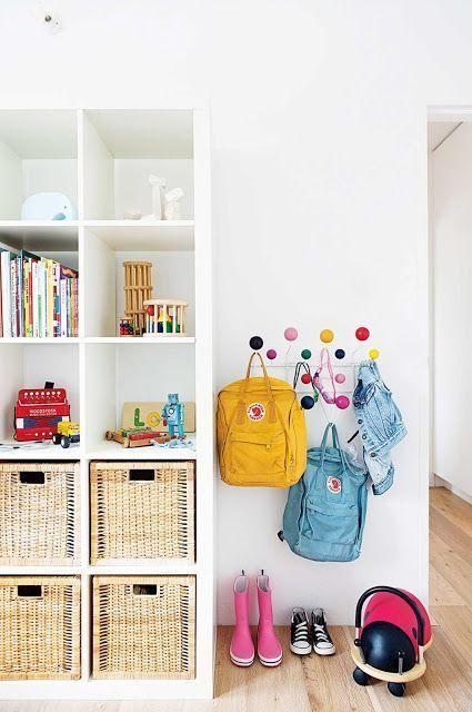 Chaos im Kinderzimmer? 25 clevere Aufbewahrungsideen. (mit